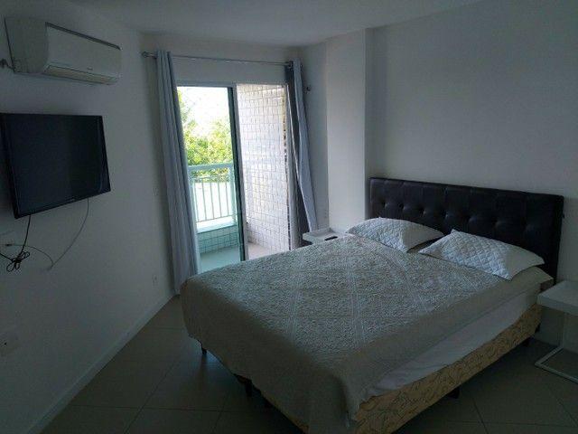 Apartamento condominio fechado, nascente, estilo pé de areia - área de lazer moderníssima - Foto 14