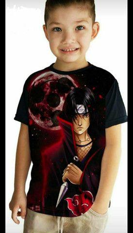 Camisas infantis - Foto 2