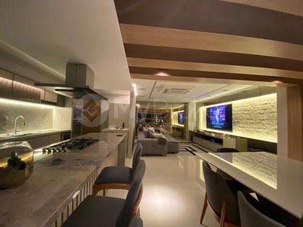 Apartamento 3 suites Completo em armários de alto padrão - Foto 7