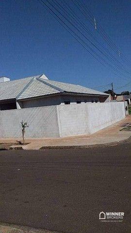 Casa com 2 dormitórios à venda, 60 m² por R$ 165.000,00 - Parque Residencial Bom Pastor -  - Foto 2