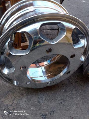 Rodas alumínio Accelo 1016 - Foto 3