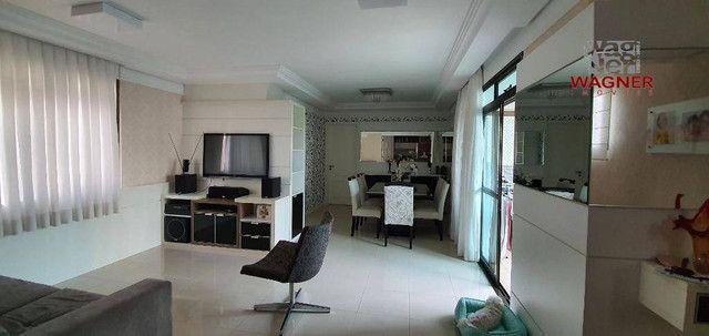 Apartamento com 3 dormitórios à venda, 116 m² por R$ 975.000 - Balneário - Florianópolis/S