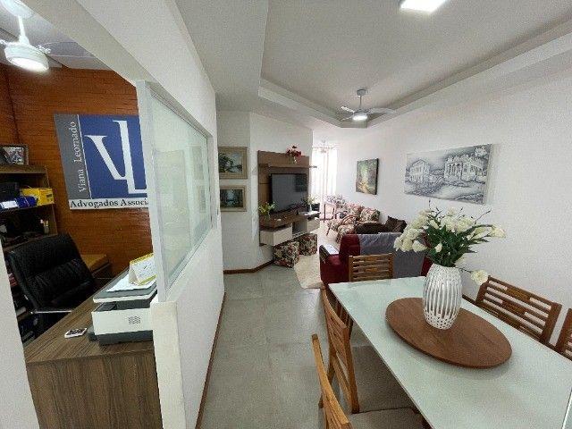 Pelegrine Vende Apart. 75 m², 2 quartos, 1 suíte, 1 vaga coberta, Jardim Camburi. - Foto 2