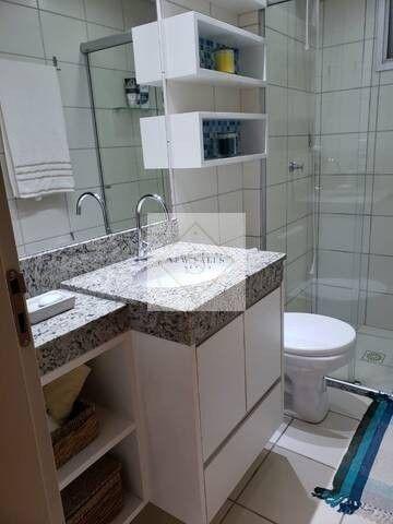 Apartamento com 2 quartos sendo uma suíte, Negrão de Lima! - Goiânia! - Foto 12
