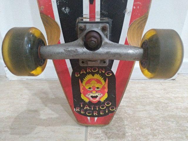 Skate longboard shape sector 9 - Foto 5