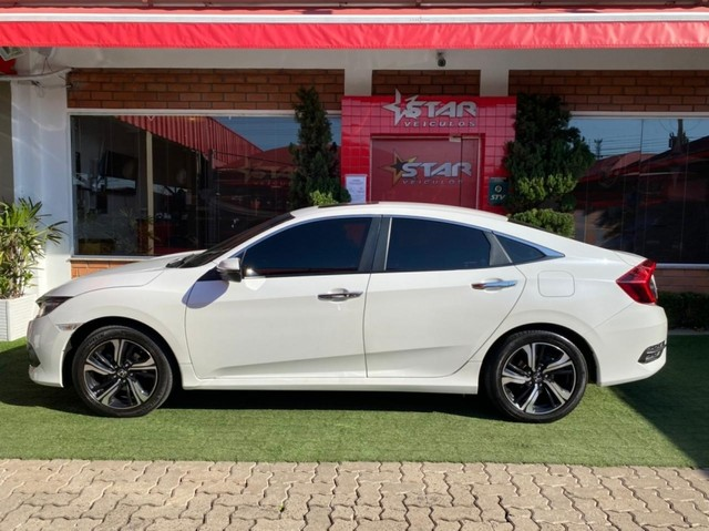 CIVIC 1.5 TOURING 2017 STAR VEICULOS - Foto 6