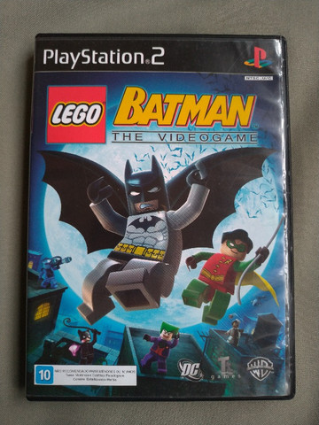 Jogo PS2 Playstation 2 original Batman Lego