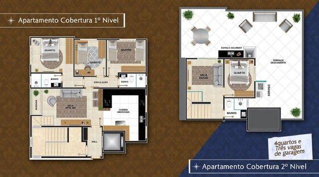 Apartamento à venda com 3 dormitórios em Caiçara, Belo horizonte cod:5880 - Foto 6