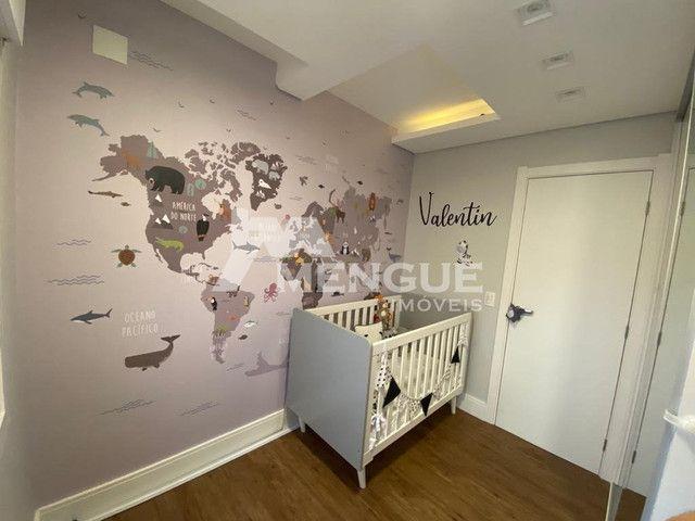 Apartamento à venda com 2 dormitórios em São sebastião, Porto alegre cod:10818 - Foto 12