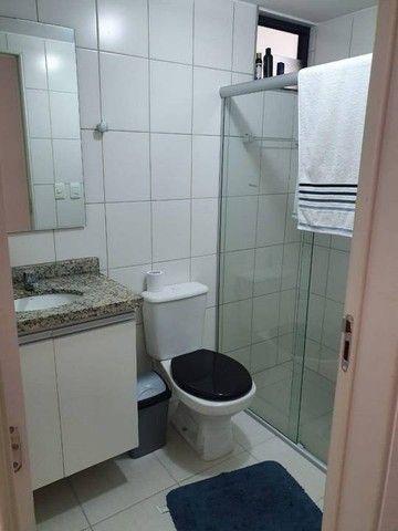 Oportunidade! apartamento dois quartos mobiliado na ponta verde - Foto 8