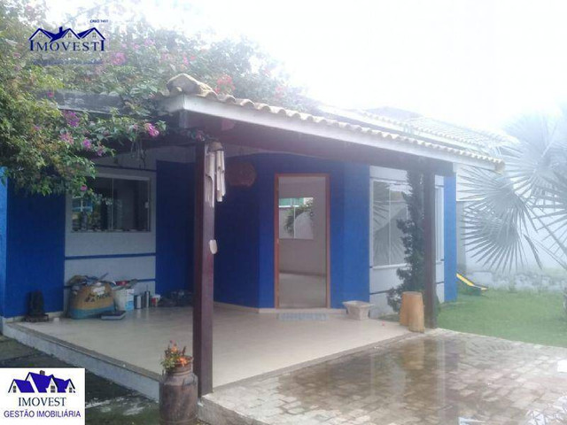 Casa com 3 dormitórios à venda por R$ 540.000,00 - Flamengo - Maricá/RJ