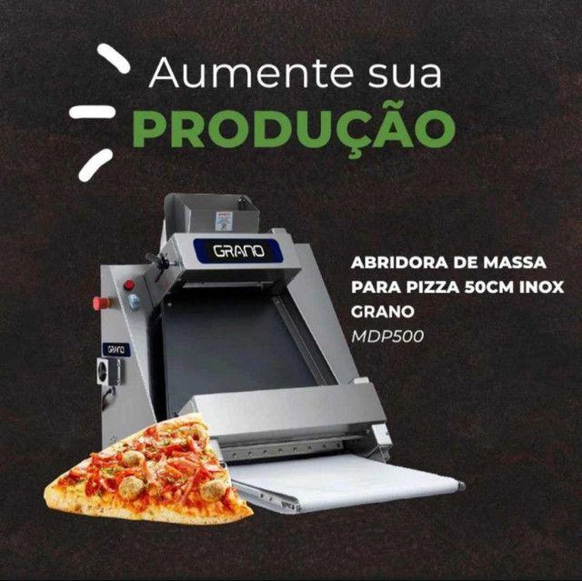 Modeladora de pizza 50cm - Tainara Rohling