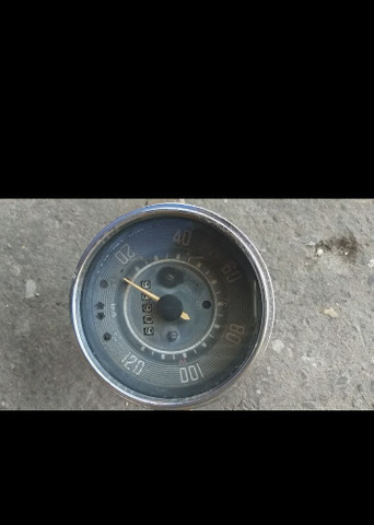 Velocimetro da kombi,fusca antigo  - Foto 2