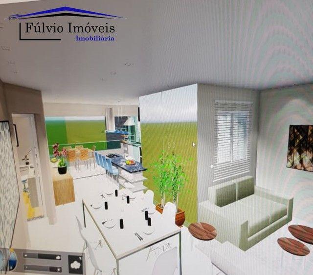 Esplendido apartamento com elevador, excelente condomínio, fino acabamento com porcelanato - Foto 3