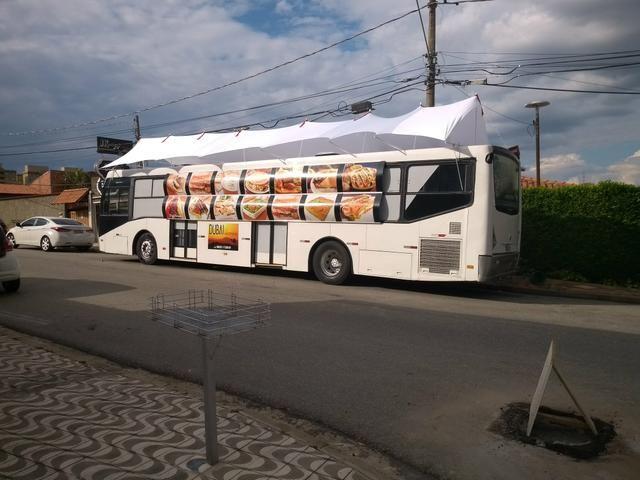 Bus truck pronto para trabalhar - Foto 4