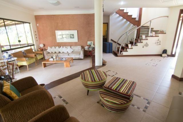 Casa Triplex 4/4 1 suíte, closet, sala meditação, estúdio, dependência, 5 vagas - Foto 3