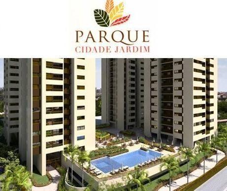 Parque Cidade Jardim - Todo Mobiliado - Oportunidade única
