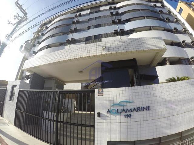 Apartamento com 2 quartos sendo 1 suíte - Edifício Aquamarine - Cruz das Almas
