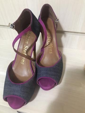 cfb928ca7 Sandalia Carmen Steffens 37 - Roupas e calçados - Santa Amélia, Belo ...