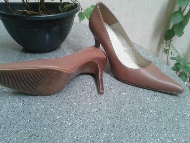 9e21839f05 Sapato Scarpin Caramelo - Roupas e calçados - Vila Planalto