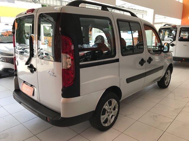 FIAT DOBLÒ 2018/2018 1.8 MPI ESSENCE 7L 16V FLEX 4P MANUAL - Foto 7