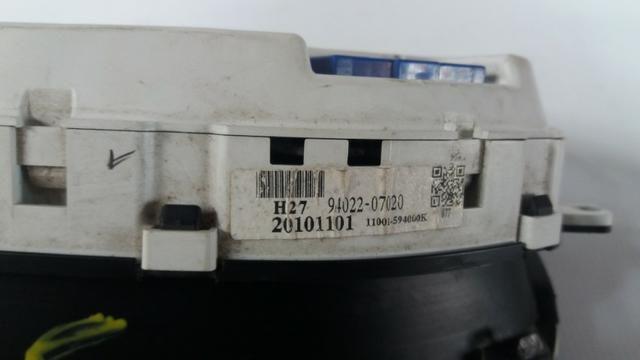 Painel Instrumento Kia Picanto 2010/2011 Com Garantia E Nf - Foto 3
