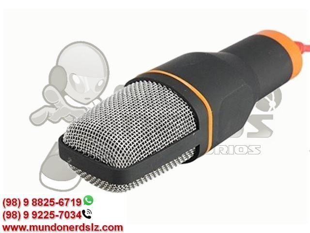 Microfone Condensador Profissional para Gravar Videos Lelong LE-908 em São Luís MA - Foto 5