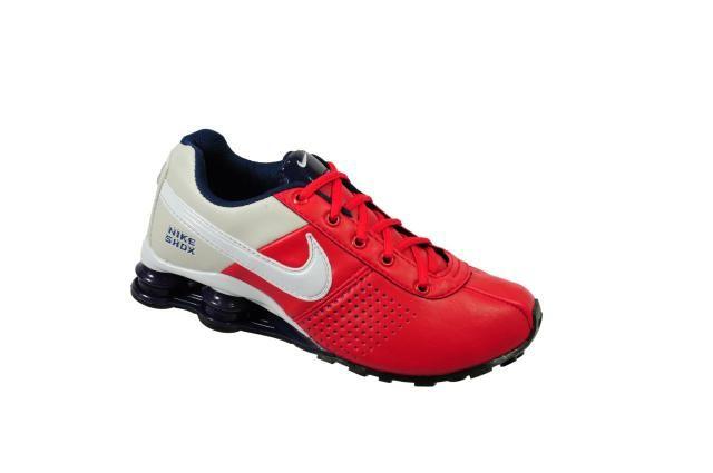 268efc8d185 Tênis Nike shox MEGA LIQUIDAÇÃO IMPERDÍVEL - Artigos infantis ...