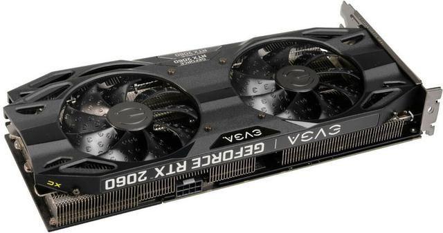 Placa de Vídeo Evga GeForce RTX 2060 xc Ultra Gaming 6GB