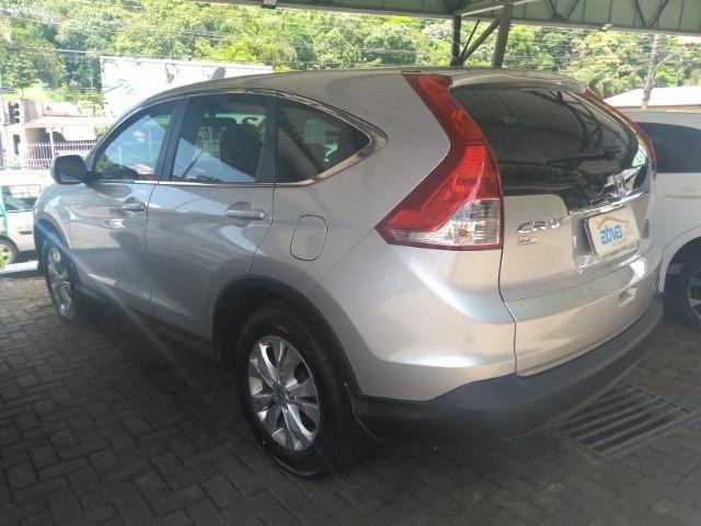 Honda CR-V Lx Flex Aut Ano 2013 - Foto 2