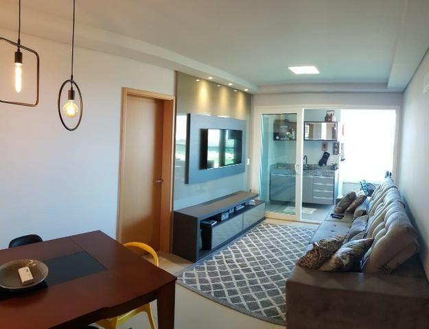Apartamento com 2/4 sendo 1 suíte no Brasil Beach Completo de Planejados! - Foto 2