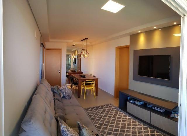 Apartamento com 2/4 sendo 1 suíte no Brasil Beach Completo de Planejados!