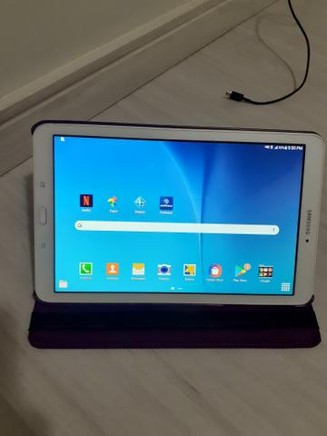 Tablet Galaxy Tab E praticamente zerado - Foto 5
