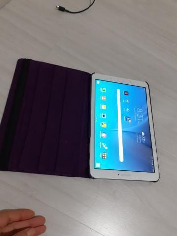 Tablet Galaxy Tab E praticamente zerado - Foto 4