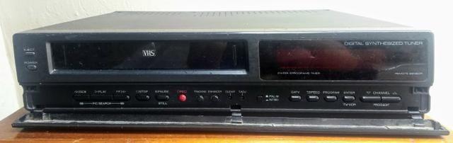 Vídeo cassete usado