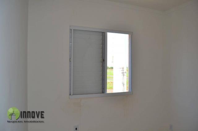 Apartamento com 2 dormitórios para alugar, 50 m² por r$ 700/mês - condomínio vitta - sertã - Foto 7