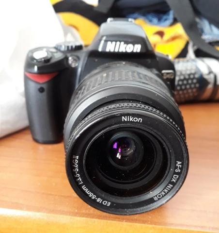 Nikon D40 em perfeito estado - Foto 2