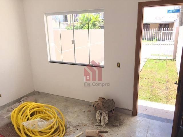 Casa com 2 dormitórios à venda, 58 m² por r$ 199.000 - sítio cercado - curitiba/pr - Foto 12