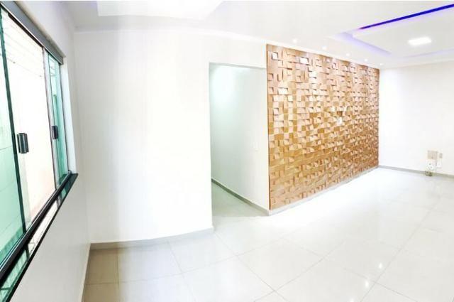Excelente casa luxuosa na Qr 602 samambaia com localização privilegiada!!! - Foto 8