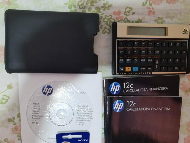 Calculadora Financeira HP - Foto 3