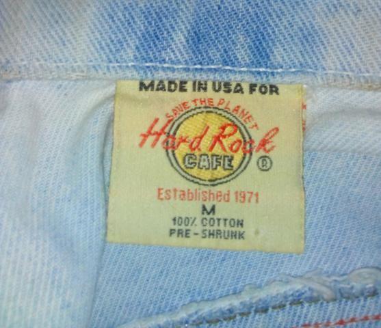 Jaqueta jeans Hard Rock. URGENTE - Foto 3