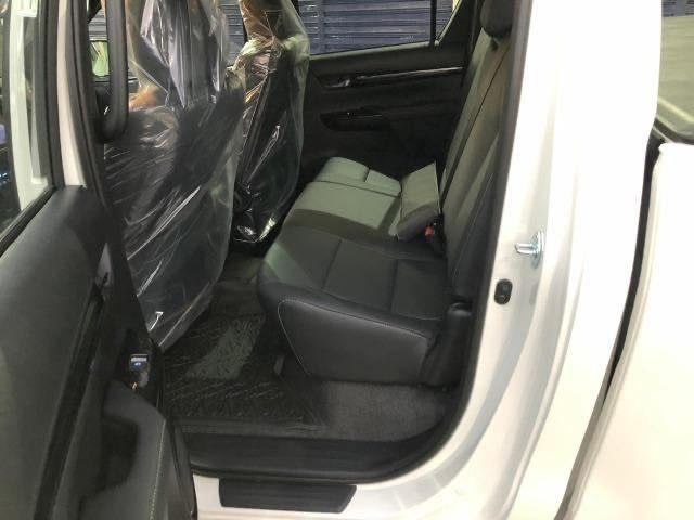 Toyota Hilux SRX 2.8 Branco Perola 2020 0KM - Foto 13