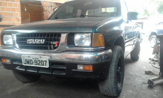 Pickup Isuzu diesel 2.7 completa