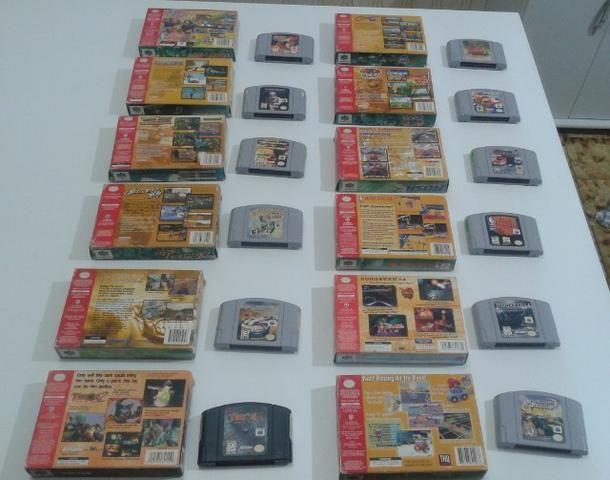 Fitas originais para Nintendo 64 (preço variado) - Foto 6