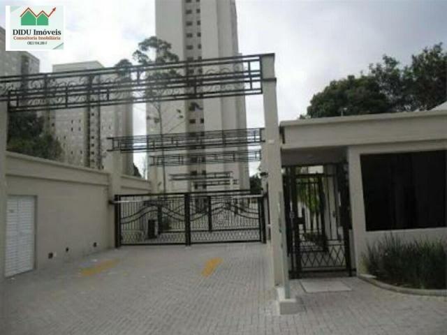 Apartamento à venda com 3 dormitórios em Planalto, São bernardo do campo cod:011349AP - Foto 4