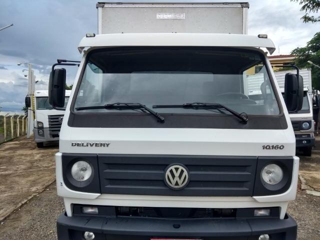 Volkswagen Vw 10160 Ano 2013/2014 Bau 6,20 Mts