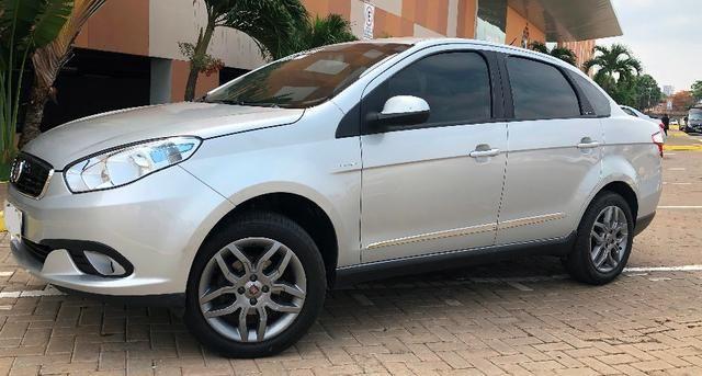Fiat Grand siena essence 1.6 Flex todo revisado! - Foto 3