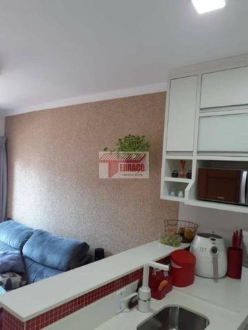 Apartamento Sem Condomínio 60m² c/ 3 dormitórios, à venda em Santo André - Foto 3