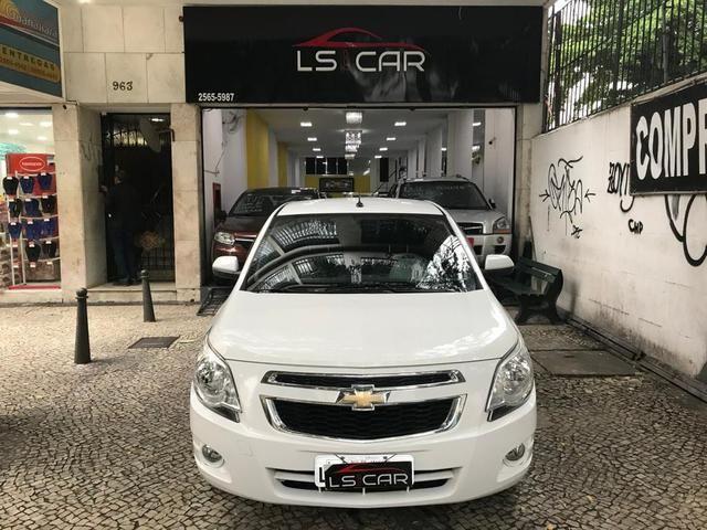 Gm Chevrolet Cobalt 2014/2014 LT 1.4 Top De Linha Novinho !!!!