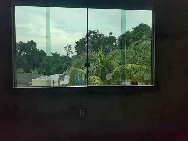 Portão e vidro - Foto 2